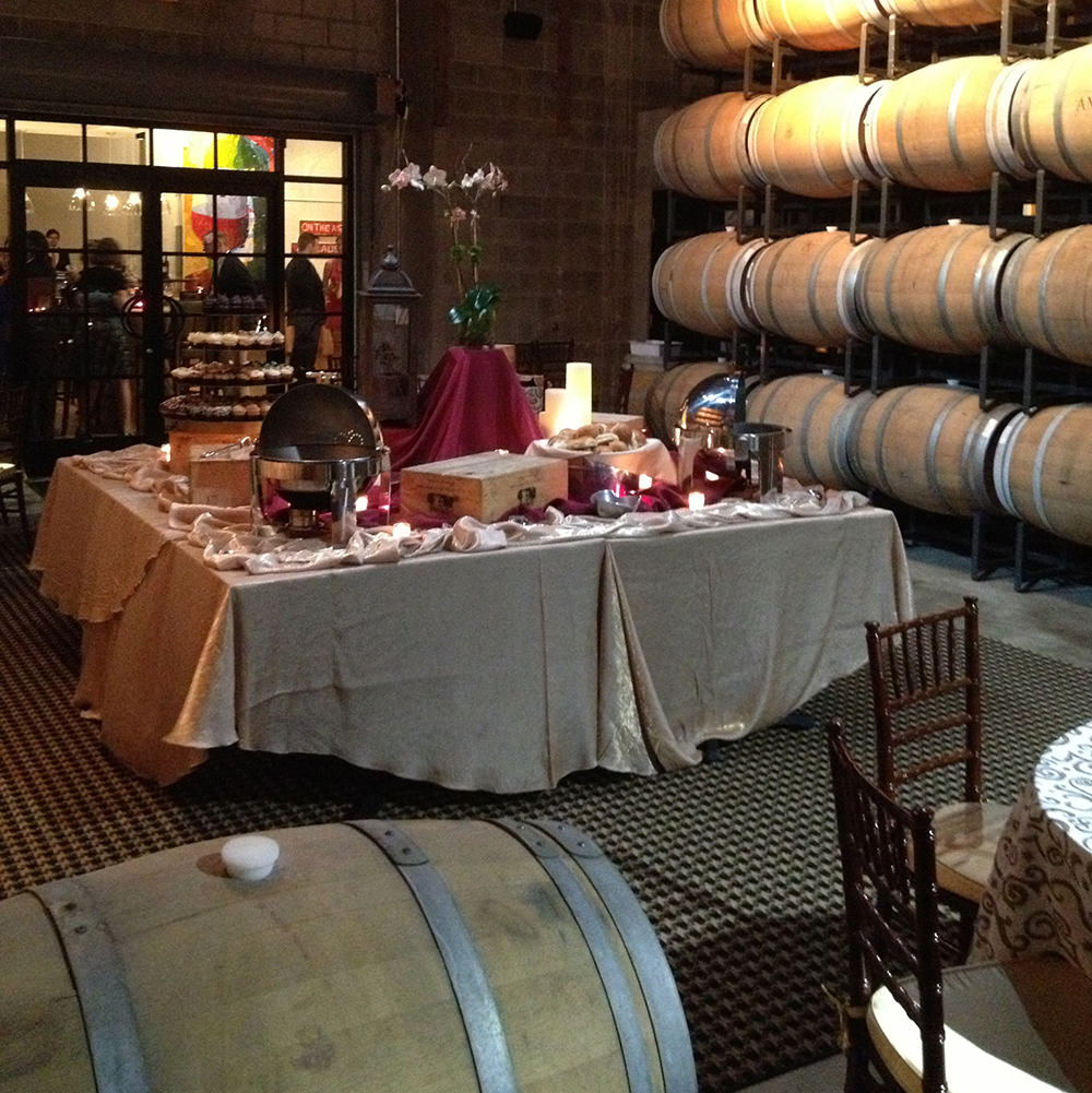 Quantum Leap Winery Private Events, Weddings & More